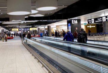 Assaeroporti: a ottobre passeggeri a +6,7%, vola Fiumicino grazie al lungo raggio