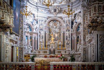 Palermo, visite serali straordinarie al Complesso di Casa Professa