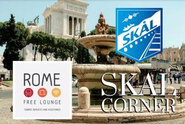 A Roma il primo Skal Corner dedicato a tutti i soci Skal International