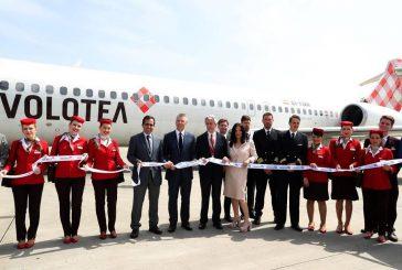 Volotea inaugura la sua 12^ base ad Atene, 337.000 posti in vendita