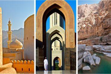 Cresce il turismo nel Sultanato dell'Oman, in I trimestre + 131,2% di italiani