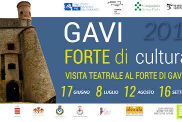 Spettacolo teatrale per scoprire il fascino del Forte di Gavi