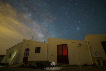 Agriturismo Torre Salsa al top in Sicilia per l'astroturismo