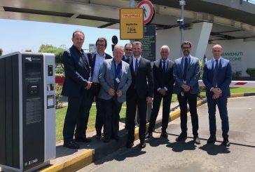 Il Telepass sbarca a Fontanarossa: parcheggiare ora è più semplice