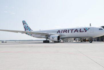 Air Italy mette in vendita voli fra Olbia, Fiumicino e Linate dall'1 al 16 aprile