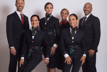 Alberta Ferretti firma, gratis, le nuove divise Alitalia