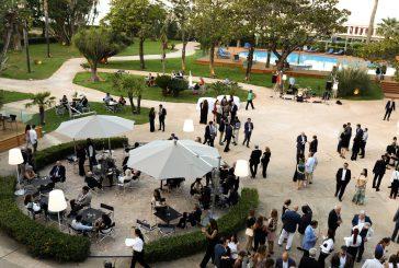 Nel giardino del Mondello Palace Hotel apre l'Argonauti Restaurant & Lounge Bar