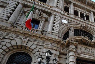 Bankitalia: bene i flussi dall'estero nel I semestre, rallentano gli italiani