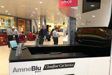Inaugurato al Marconi di Bologna info desk 'Shuttle Rimini – Bologna Airport'