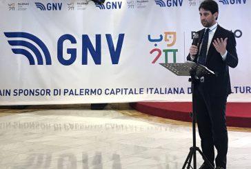 Gnv scommette sul Teatro Massimo e Palermo Capitale Cultura
