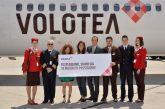 Volotea festeggia a Venezia il record dei 18 mln di pax internazionali