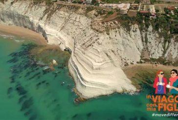 Il viaggio 'green' di Syusy e Zoe arriva in Sicilia
