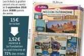 Francia lancia lotteria per salvare 18 monumenti