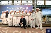 Msc ordina nuova nave, piano industriale sale a 11,5 miliardi
