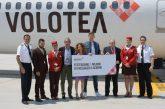 Traguardo di 1 mln di pax per Volotea all'aeroporto di Genova