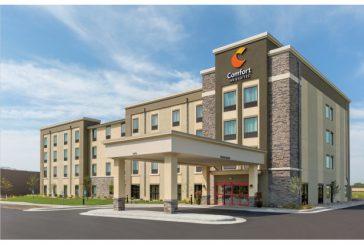 Choice Hotels: nuovo logo e look per il brand 'Comfort'
