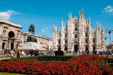 A Milano 4,7 mln di arrivi nei primi 6 mesi del 2018