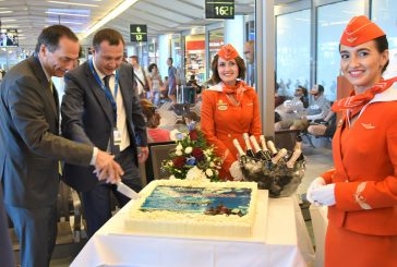 Al via i voli da Verona a Mosca operati da Aeroflot