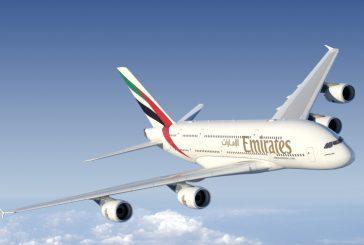 Emirates lancia nuovi collegamenti per la Francia: voli per Parigi e Lione