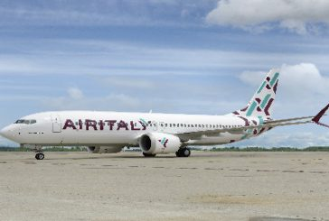 Air Italy porta il secondo B737 Max all'Air Show di Farnborough 2018
