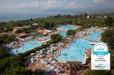 Il Camping Piani di Clodia a Lazise guida la top 10 dei Campeggi e Villaggi con Aquapark del 2018