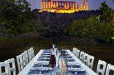 Villa Athena lancia la cena con la storia tra i pistacchi della Valle dei Templi
