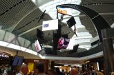 Le Chandelier, installazione digital e high-tech di Clear Channel e AdR