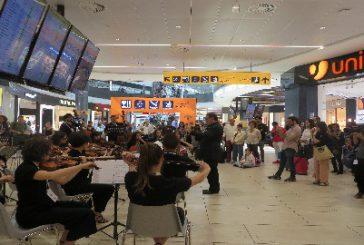 Lo scalo di Fiumicino si trasforma in teatro con concerti di Opera Lirica