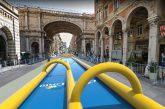'Costa Zena' anima Genova per i 70 anni di Costa Crociere