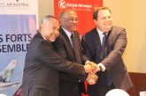 Siglata partnership tra Air Austral, Air Madagascar e Kenya Airways
