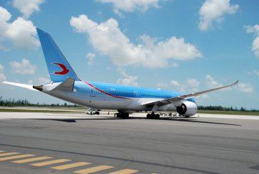 Boom di arrivi italiani a Grand Bahama Island anche grazie al B-787 Dreamliner di Neos