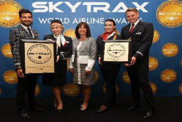 Norwegian migliore low cost lungo raggio: premi allo Skytrax World Airline