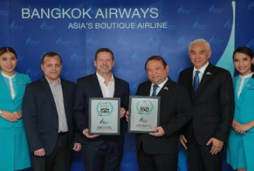 Bangkok Airways al top in Asia per gli utenti di Tripadvisor