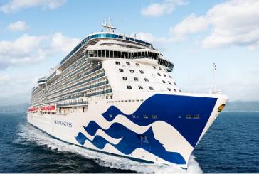 Fincantieri e Princess Cruises: a Trieste evento speciale per tre navi