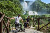 Viaggiare in carrozzina si può, l'avventura di Danilo e Luca varca gli oceani