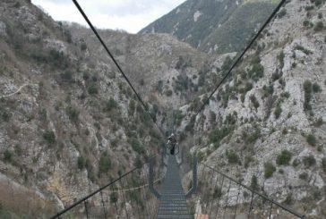 Castelsaraceno avrà un ponte tibetano da record
