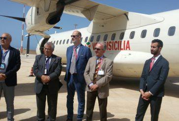 Al via i voli per le isole minori, Dat dedica un aereo a Pantelleria