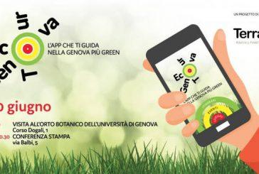 Il cuore verde di Genova a portata di app con 'EcoGenovaTour'