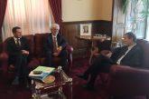Missione in Sicilia per Enit, Bastianelli incontra Musumeci e Pappalardo