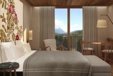 Si rinnova il 'Faloria Mountain Spa Resort' a Cortina