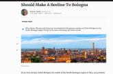 Bologna perfetta alternativa estiva secondo Forbes