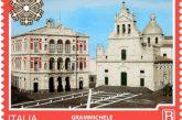 Grammichele nei francobolli della serie 'Turismo'