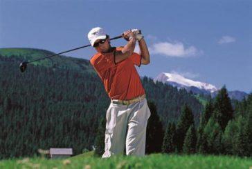 Voglia di golf in Alta Badia allo Sporthotel Panorama a Corvara