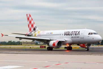 Volotea riceve i primi 4 Airbus A319 basati a Verona
