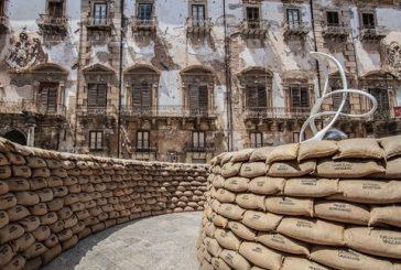 Palermo, a piazza Bologni installazione in memoria delle vittime di mafia