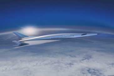 Tra 20 anni Londra-NY in un'ora a bordo di jet supersonico