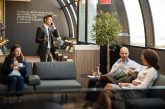 Inaugurata la nuova lounge di Star Alliance a Fiumicino