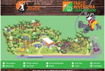 Inaugurati il Parco Avventura Torre Boldone e la Top Tower