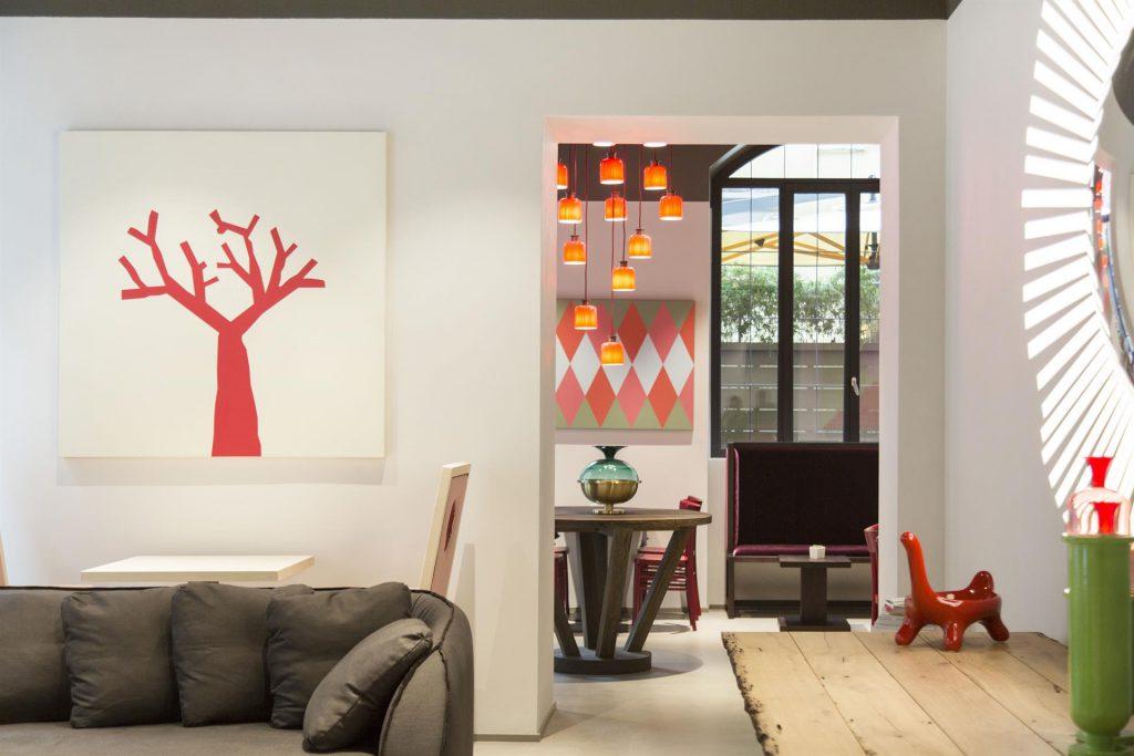 Savona 18 suites il nuovo design hotel nel cuore dei for Design hotel liguria