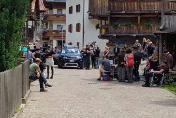 Sottoguda diventa set per la serie tv tedesca 'Der Bozen Krimi'